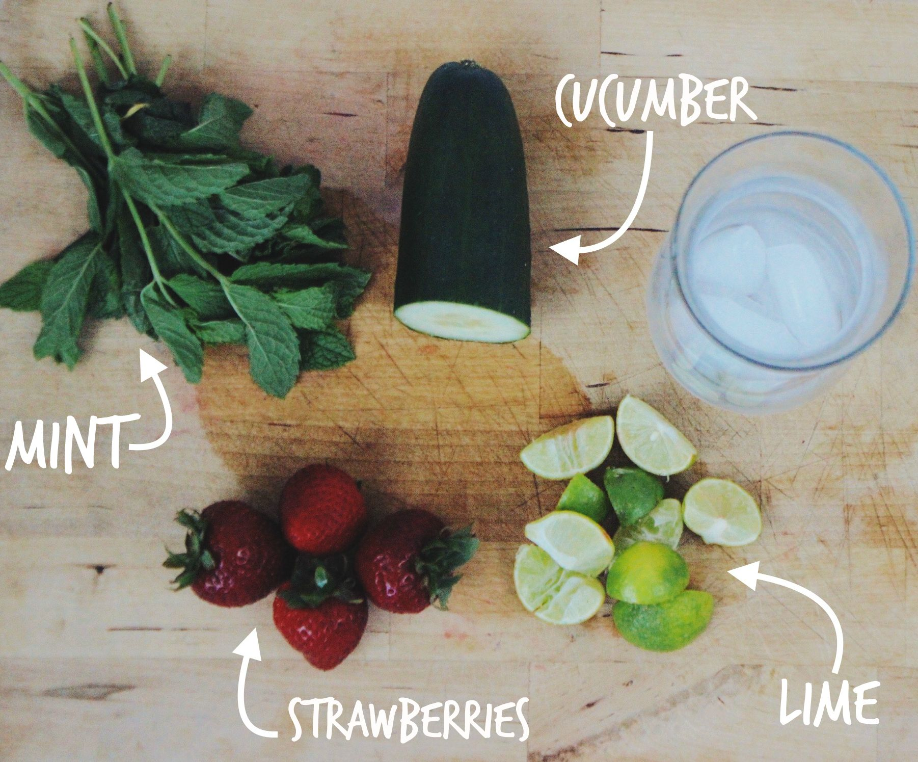 how to make peach infused water